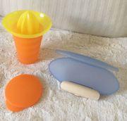 Farbenfrohe Tupperware für den Sommer -