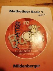 Mathe Tiger Basic 1 CD