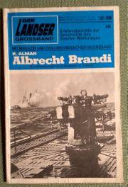 LANDSER GROSSBAND 416 -- ALBRECHT