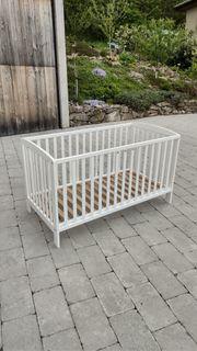 Babybett Kinderbett 140 x70 cm