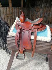 Pony-Western-Sattel