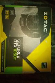 Zotac GTX 1050ti mini 4GB