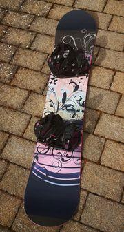 Maffia Snowboard 142cm Haylo Flow