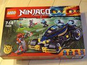 Lego Ninjago 70625 Samurai Turbomobil