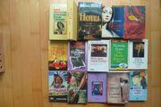 Büchersammlung Romane