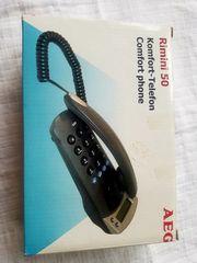 Komfort- Telefon AEG Rimini 50
