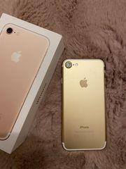 I Phone 7 Gold