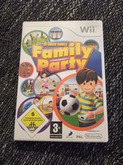 Family Party für die Wii