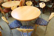 Esstisch mit Stühlen 107O modern