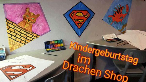 Kindergeburtstag Mülhem an der Ruhr