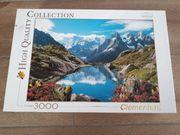 Clementoni Puzzle Chamonix Valley 3000