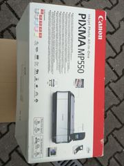 Canon Pixma MP 550 Drucker