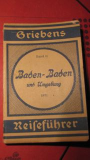 Reiseführer Grieben 1921
