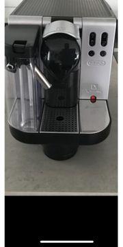Kapselmaschine nespresso de longhi