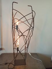 Stehlampe UPCYCLING