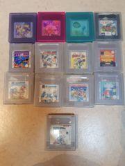 Original Nintendo Gameboy Color in