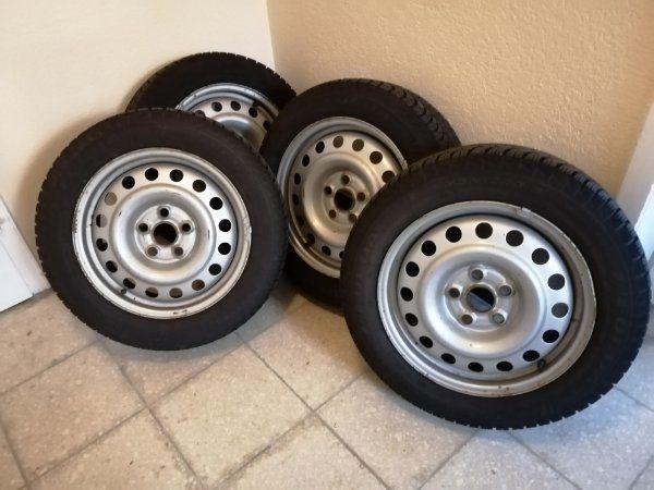 Reifen Winterkompletträder