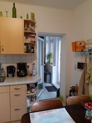 3 ZKB-Wohnung im erhöhten Erdgeschoss