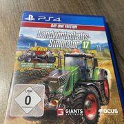 PS4 Spiel Landwirtschafts Simulator 17