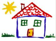 Kleinfamilie sucht Haus auf dem