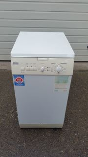 Bosch Toplader Waschmaschine Lfg möglich