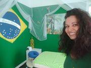 Brasil Massage Zuckersüße Haarentfernung