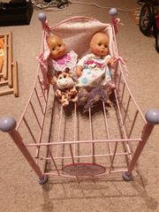 Puppenbett