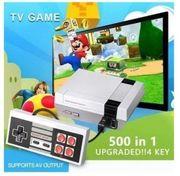 Retro TV Spielkonsole Klassik 500