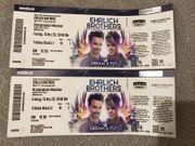 2 Tickets f EHRLICH BROTHERS