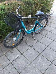 Damen City Fahrrad 26 Zoll