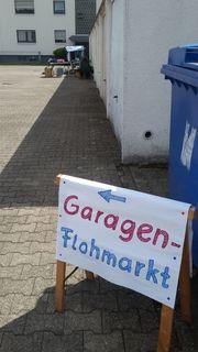 Garagenflohmarkt KA-Kirchfeld 31 07 2021