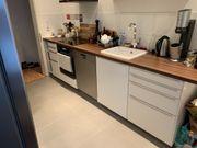 Hochwertige Küche inkl Elektrogeräten ca