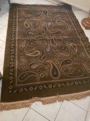 neuer teppich gekauft nie benutzt