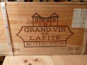 6 Flaschen Chateau Lafite Rothschild