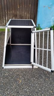 Hundebox Transportbox Hunde Auto Box