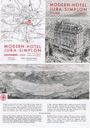 Lausanne Modern Hotel Fam Bisinger