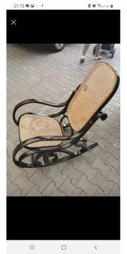 Schaukelstuhl zu verkaufen