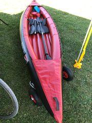 hochwertiges Schlauchboot Tramper 1-2 Personen