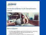 Kundendienst-Monteur in der Energiebranche m