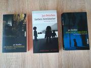 Bücher 3 Kriminalromane von Jan