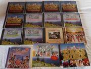CD s - 13 Stück - Volksmusik -
