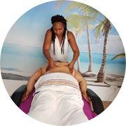 Ganzkörper und Express massage Ab