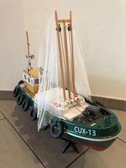 Fischerboot Schiff 100 RTR 2