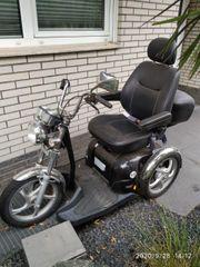 Vermeiren Sportrider Elektromobil Seniorenmobil wie