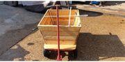 Bollerwagen stabil mit Holz