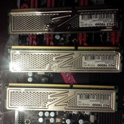 DDR3 Arbeitsspeicher triple channel OCZ