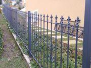 Schmiedeeisen Zaun Ein Schnäppchen