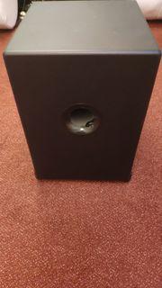 Biete Aktiv Subwoofer Heat Audio