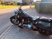 Harley Davidson Herritage classic FLSTC