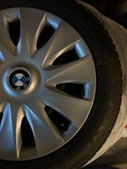 Winterreifen inkl Radkappen für BMW